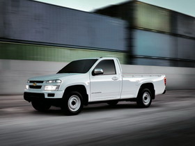 Отзывы об Chevrolet Colorado