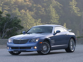 Отзывы об Chrysler Crossfire