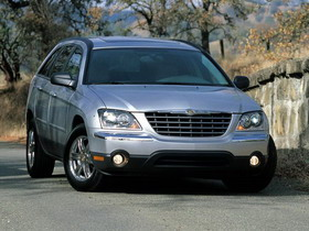 Отзывы об Chrysler Pacifica