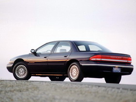 Отзывы об Chrysler Concorde