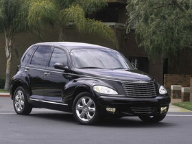 Отзывы об Chrysler PT Cruiser