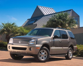 Отзывы об Mercury Mountaineer