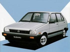 Отзывы об Subaru Justy - Subaru